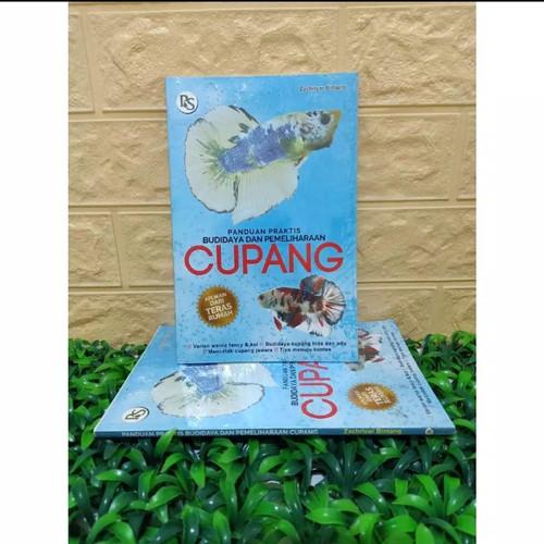 Foto Produk Buku panduan praktis budidaya Cupang dari carizabook