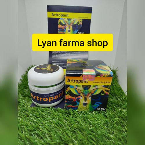 Foto Produk ARTROPANT cream persendian original berbrosur dari lyan farma shop