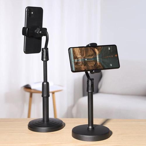 Foto Produk Boronglah Handphone Holder Stand HP Penyangga Broadcasting Putar 360 dari Boronglah