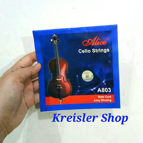 Foto Produk Senar Cello Alice A803 dari Kreisler Shop