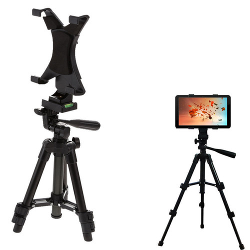 Foto Produk Lazypod Bracket Stand Dudukan Tablet/iPad/Hp Tripod Holder Lantai dari meserOnline
