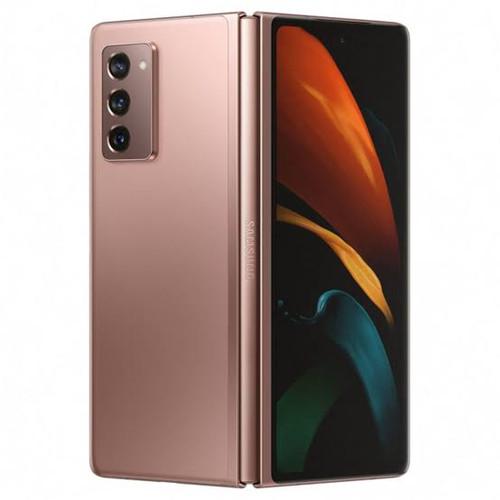 Foto Produk Samsung Galaxy Z Fold 2 / Fold2 12GB 256GB 256 RESMI SEIN 1 Tahun - Bronze dari chocoapple