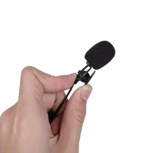 Foto Produk Mic Clip On 3.5mm - Clip On Microphone - Mic Clip Youtuber/Vlogger dari KEEP GOING