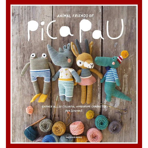 Foto Produk Animal Friends of Pica Pau by Yan Schenkel dari Lemari Hobi