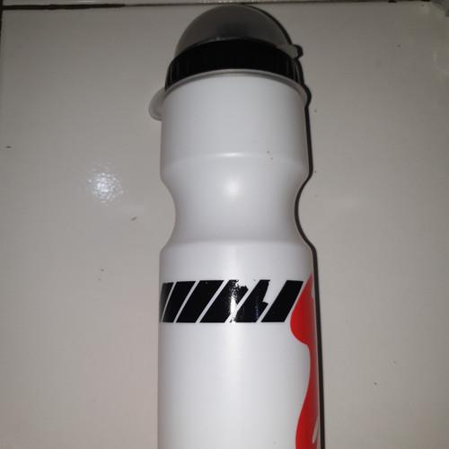Foto Produk Botol Minum Sepeda / Botol Minum Olahraga - putih no qc dari Uwo Sports