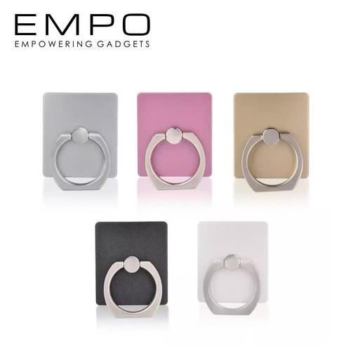 Foto Produk I-RING IRING PLASTIK WARNA WARNI CANDY | RING STAND HOLDER - Putih dari EMPO