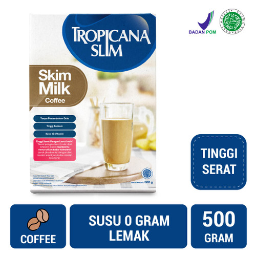 Foto Produk Tropicana Slim Susu Non Fat Fitosterol Coffee dari NutriMart