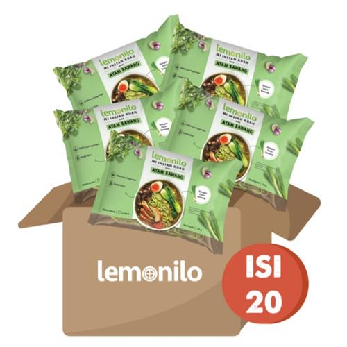 Foto Produk lemonilo mie all varian 1 dus X 20 psc - ayam bawang dari toko dua putra