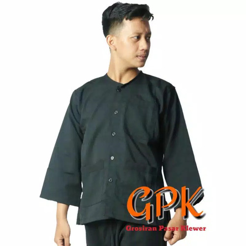 Foto Produk Baju Tani Tradisional Baju Warok Baju Jadul dari Grosir Pasar Klewer Solo
