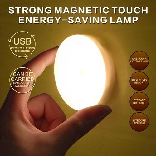 Foto Produk Lampu Lemari Sensor Gerak Human Body Induction Night Light dari AngeloHut