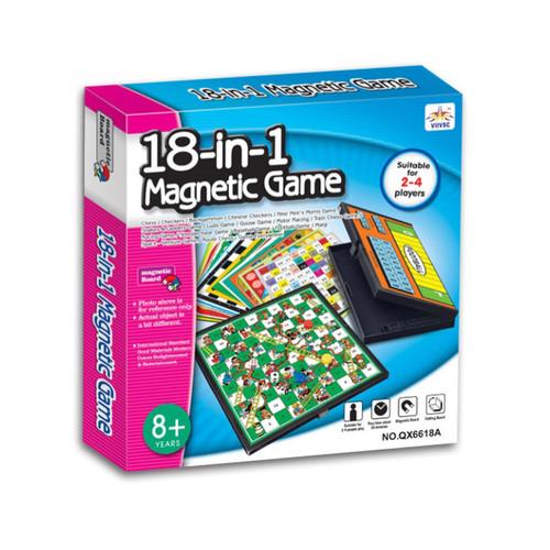 Foto Produk Board Game 18 in 1 Complete Game dari Tokoid88