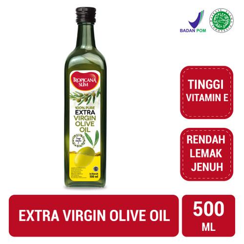 Foto Produk Tropicana Slim Extra Virgin Olive Oil 500ml dari NutriMart