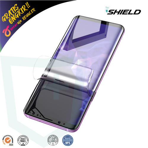 Foto Produk Hydrogel Screen Protector (NOT Tempered Glass) Samsung Note 8, 9, 10 - Galaxy Note 8 dari Shield Indonesia