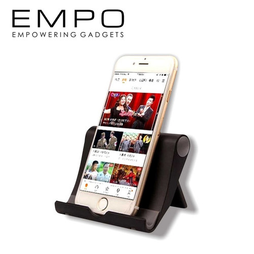 Foto Produk [FOLDABLE UNIVERSAL STAND] PREMIUM QUALITY Stand For Phone & Tablet dari EMPO