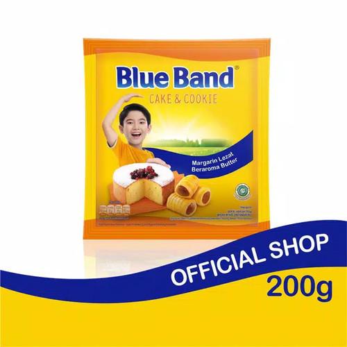 Foto Produk BlueBand Cake & Cookie Margarin 200 gr dari Dailyneed88