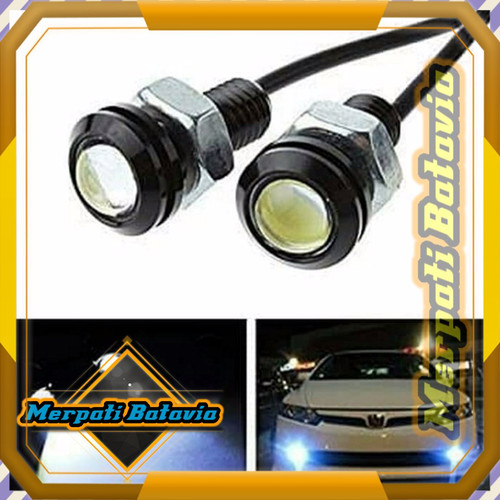 Jual Lampu Led Mobil Mata Elang Baut Eagle Eyes 12 Volt 23 Mm Waterproof Kota Tangerang Selatan Merpati Batavia Tokopedia