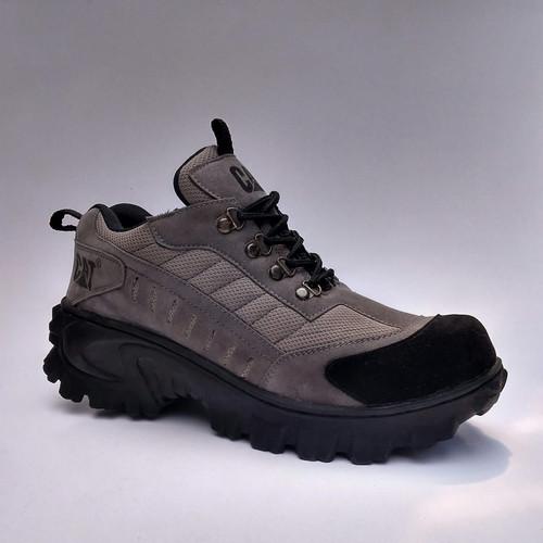 Foto Produk sepatu safety Caterpillar ultrade - Abu-abu dari gubuk original