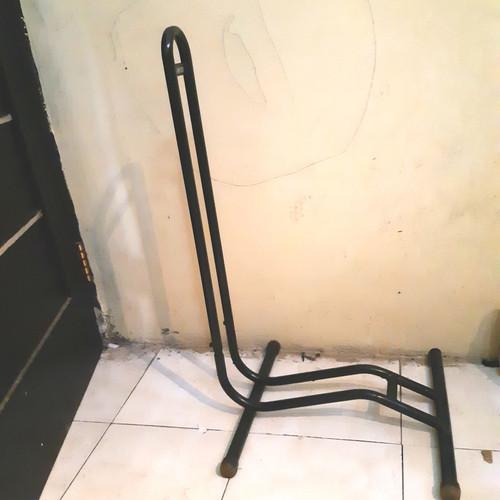 Foto Produk standar parkir sepeda mtb bahan aloy dari farras bikes