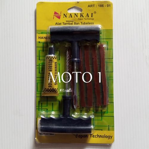 Foto Produk ALAT TAMBAL BAN TUBELESS dari MOTO 1