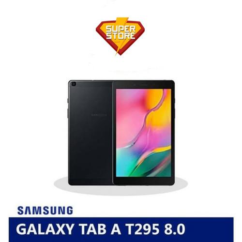 Foto Produk Samsung Galaxy TAB A 8.0 2019 T295 RAM 2 ROM 32 GB (2/32) - RESMI - Hitam dari Super Store