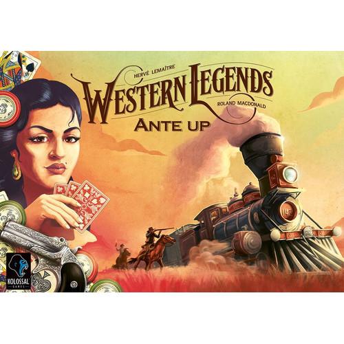 Foto Produk Western Legends: Ante Up ( Original ) Board Game Expansion - TBG dari Toko Board Game
