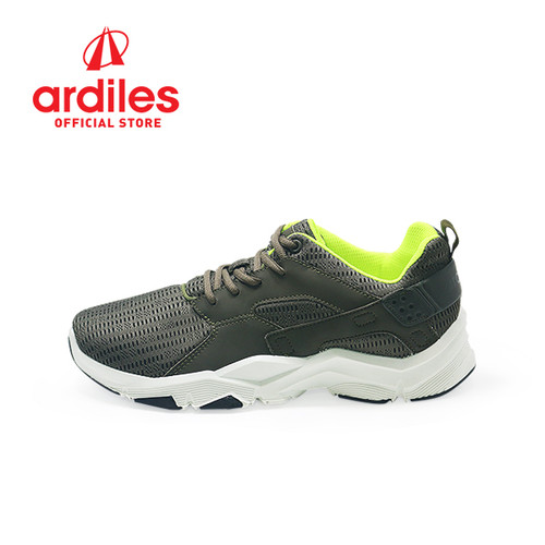 Foto Produk Ardiles Men Scleropta Sepatu Running - Hijau - Hijau, 43 dari Ardiles Official Store