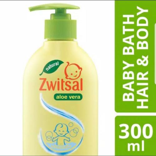 Foto Produk Zwitsal Baby Bath 2in1 pump dari Nic Shop