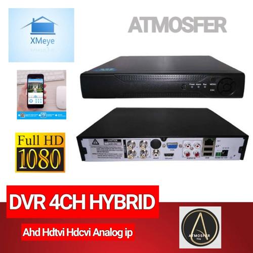 Foto Produk DVR 4CH FULL HD 5 in 1,SUPPORT SEMUA JENIS CCTV dari ATMOSFER