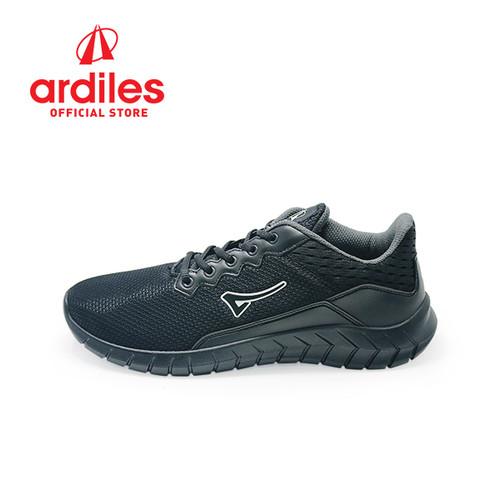 Foto Produk Ardiles Men Lacasate Sepatu Running - Hitam Hitam - Hitam Hitam, 39 dari Ardiles Official Store