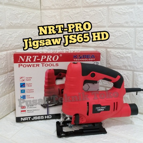 Foto Produk MESIN JIGSAW NRT PRO JS65HD - JIGSAW NRT PRO - NRT PRO JS 65 HD dari PUSAT TEKNIK TOKO