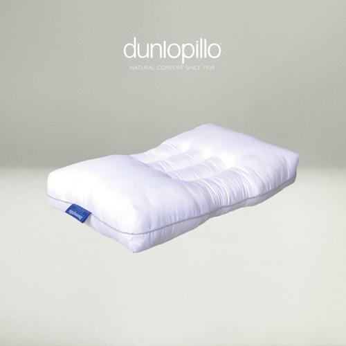 Foto Produk Dunlopillo Neck Support Pillow 60x40x9cm 1000gr Medium Hard dari DUNLOPILLO