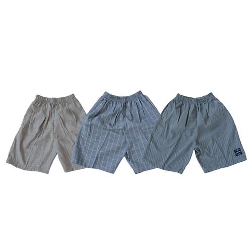Foto Produk Cottonology celana boxer buy 1 get 3 ( Random ) - XXL dari Cottonology Indonesia