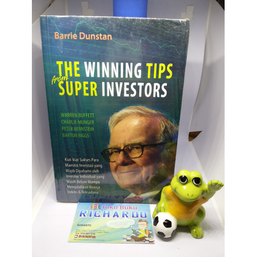 Foto Produk The Winning Tips from Super Investors Warren Buffet dari Toko Buku Richardo
