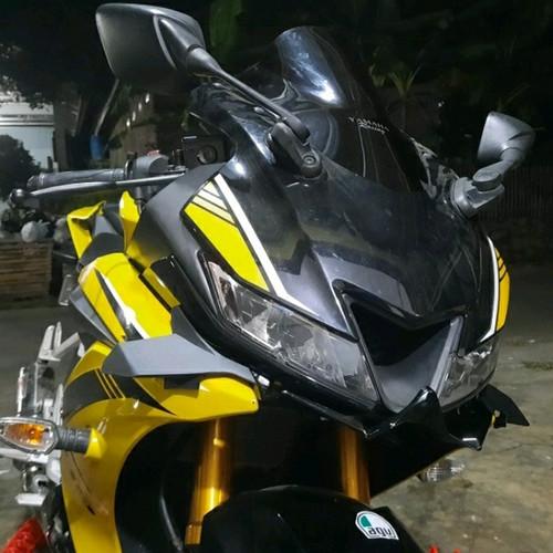 Foto Produk winglet R15 vva v3 vnd. plastic abs dari wise asesoris