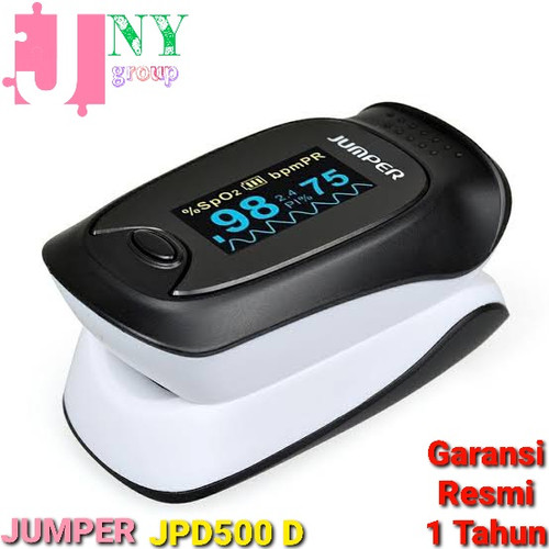 Foto Produk Pulse Oximeter Jumper JPD 500D dari JNY group