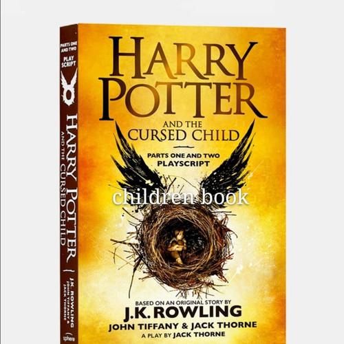 Foto Produk harry potter and the cursed child (bahasa inggris) dari children book