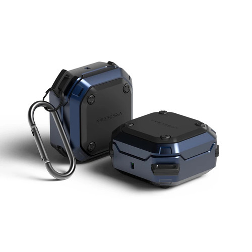 Foto Produk Case Samsung Galaxy Buds Live VRS DESIGN Live Active Premium Casing - Deepsea Blue dari Spigen Indonesia