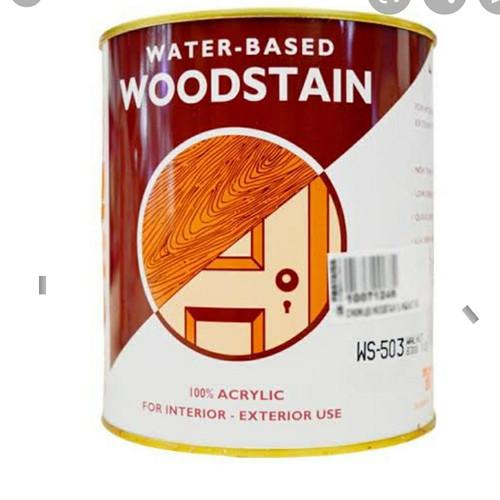Foto Produk cat mowilex woodstain 1 liter dari raniajaya