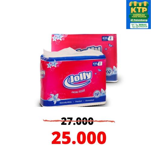 Foto Produk Tisu Jolly 630 gram 2 ply Murah Termurah / Jolly Facial Tissue dari weneedpackaging