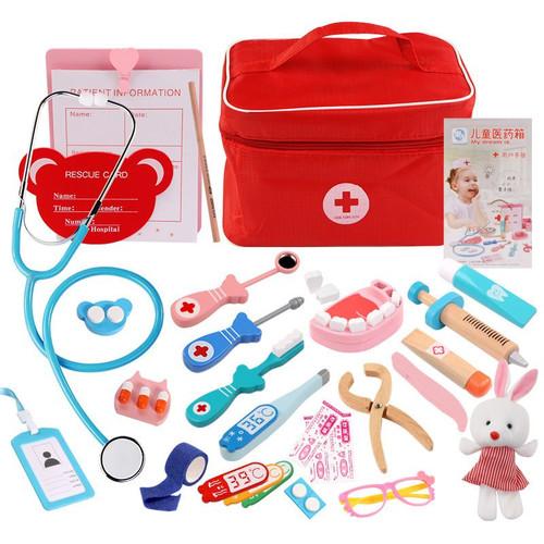 Foto Produk TweedyToys - Mainan Dokter Gigi / Mainan Dokter Anak / Tas Dokter Anak - Dokter Gigi dari TweedyToys