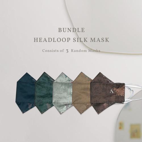 Foto Produk Authentism HAWA Headloop Mask - SIGNATURE, 1 PCS dari Authentism.id