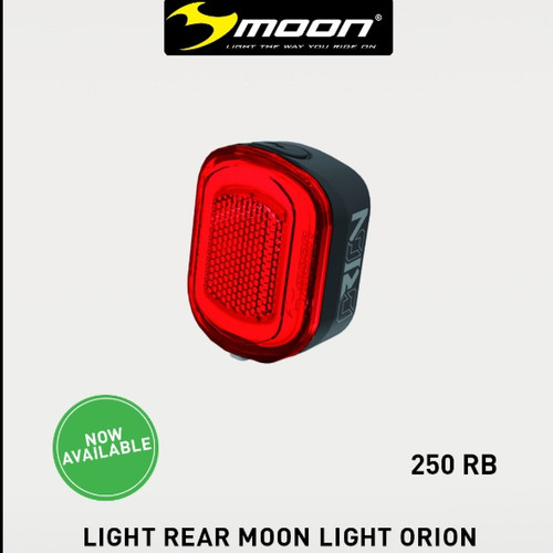 Foto Produk LIGHT REAR MOON LIGHT ORION dari Technobike