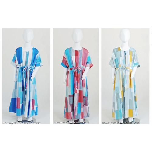 Foto Produk Dress Anak Abstract Hommy Dress Series by Mamanda dari kedai berkah