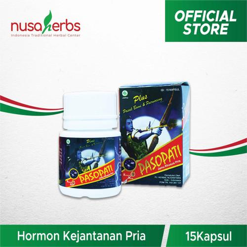 Foto Produk Stamina pria PASOPATI / pembangkit testosteron dari Nusaherbs