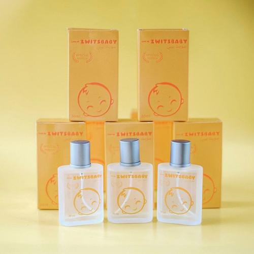 Foto Produk Parfum Zwitsbaby Unisex 3 Rasa Switsbaby Parfume Zwitsal Baby Cologne - Original dari Maju Mundur 88