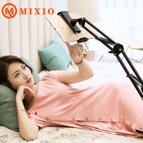 Foto Produk MIXIO S80 Lazypod Stand Ranjang lantai meja phone Holder hp Tablet dari MIXIO Official Store