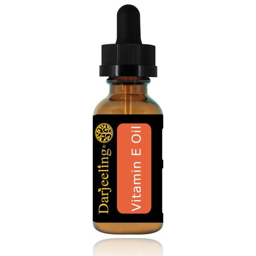 Foto Produk 30ml Vitamin E Oil Minyak Vitamin E 100% Murni dari Darjeeling Store