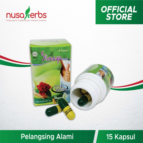 Foto Produk Pelangsing alami slimayu dari Nusaherbs