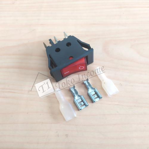 Foto Produk Switch Lemari Kotak ON / OFF Saklar Dapur Kitchen Set dari Toko Income