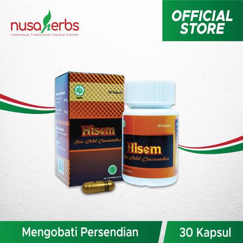 Foto Produk Gamat HISOM / ekstrak teripang emas dari Nusaherbs